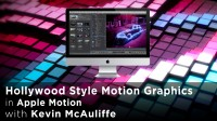 Hollywood Style Motion Graphics Inside Apple Motion