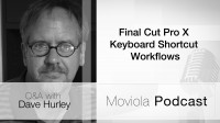 FinalCut Pro X Keyboard Shortcut Workflows