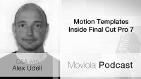Motion Templates Inside Final Cut Pro 7