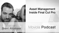 Asset Management Inside Final Cut Pro