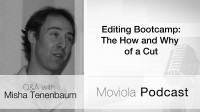 Editing Bootcamp: The How and Why of a Cut