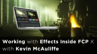 Working with Effects Inside Final Cut Pro X
