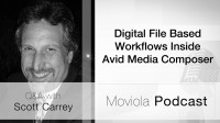 Digital File Based Workflows Inside Avid Media Composer