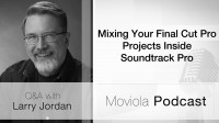 Mixing Your Final Cut Pro Projects Inside Soundtrack Pro