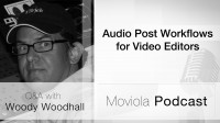 Audio Post Workflows For Video Editors