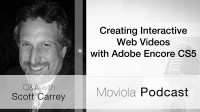 Creating Interactive Web Videos with Adobe Encore CS5