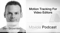 Motion Tracking For Video Editors