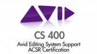Avid Editing System Support ACSR Certification