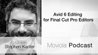 Avid 6 Editing For Final Cut Pro Editors