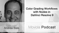 Color Grading Workflows With Nodes In DaVinci Resolve 9