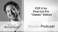 FCP X For Final Cut Pro Classic Editors