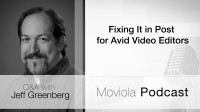 Fixing It In Post For Avid Video Editors