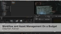 Workflow and Asset Management On a Budget