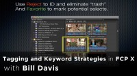 Tagging and Keyword Strategies in Final Cut Pro X