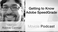 Getting to Know Adobe SpeedGrade