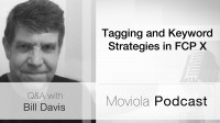 Tagging and Keyword Strategies in FCP X: Bill Davis Q&A