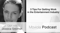 3 Tips For Getting Work in the Entertainment Industry: Jessica Sitomer Q&A