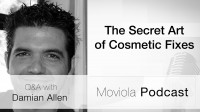 The Secret Art of Cosmetic Fixes: Damian Allen Q&A