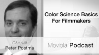 Color Science Basics For Filmmakers: Peter Postma Q&A