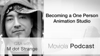Becoming a One Person Animation Studio: M dot Strange Q&A