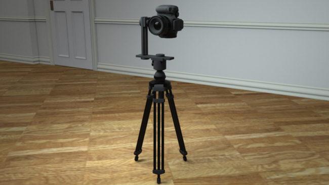 Camera Support Pt. 2 1