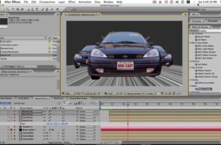 Build a Car Racing Scene from 2D Photographs (Part 2) 6