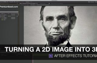 Conversion of a 2D image to 3D 7