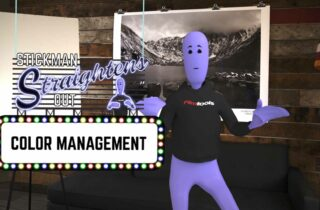 Stickman Straightens Out: Color Management 3