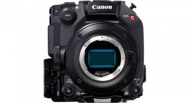 Canon EOS C500 mkII 1