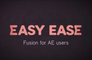 Resolve's Fusion for After Effects Users | Survival Guide 12