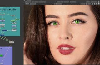 Eye Warping Effects in Nuke | Impossible Shots Ep. 16 (Pt 2) 14