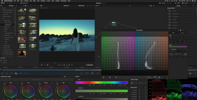 What's New in DaVinci Resolve 17 | Edit & Color Pages 1