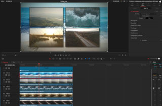 Video Collage | Davinci Resolve 17 FX Transform 14