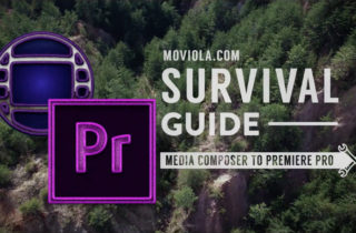 Premiere Pro for AVID Media Composer Editors 1